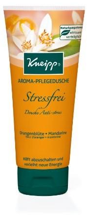 Kneipp kneipp pielęgnujący żel pod prysznic zapachowa bezstresowo, 2er Pack (2X 200ML) 912381