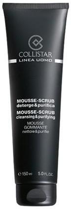 Collistar Uomo Mousse-Scrub Cleansing & Purifying oczyszczająca pianka do twarzy 150ml 45896-uniw