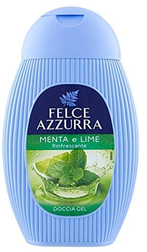 Paglieri 6X Felce Azzurra mięty i limonka żel pod prysznic żel pod prysznic żel pod prysznic 250ML 56552721