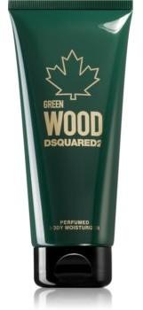 Dsquared2 Green Wood nawilżające mleczko do ciała dla mężczyzn 200 ml