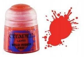 Citadel Farbka Layer Wild Rider Red STREFA24