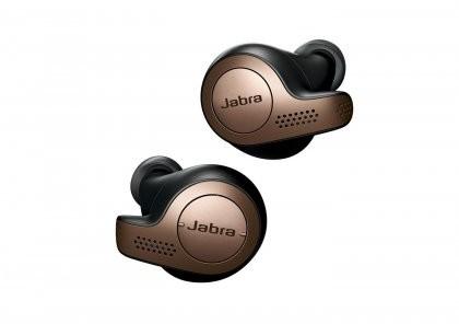Słuchawki bezprzewodowe do TV dla seniora Jabra
