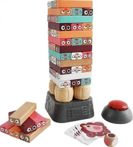 Brimarex Wybuchowa drewniana wieża