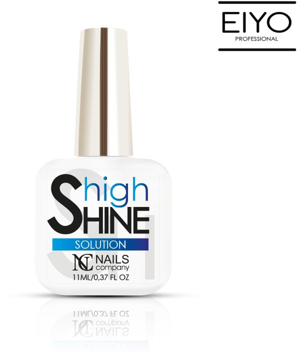 NAILS COMPANY High Shine Solution Top Coat Nails Company - 11 ml