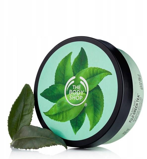 The Body Shop The Body Shop_fuji Green Tea_body BUTTER_masło_200