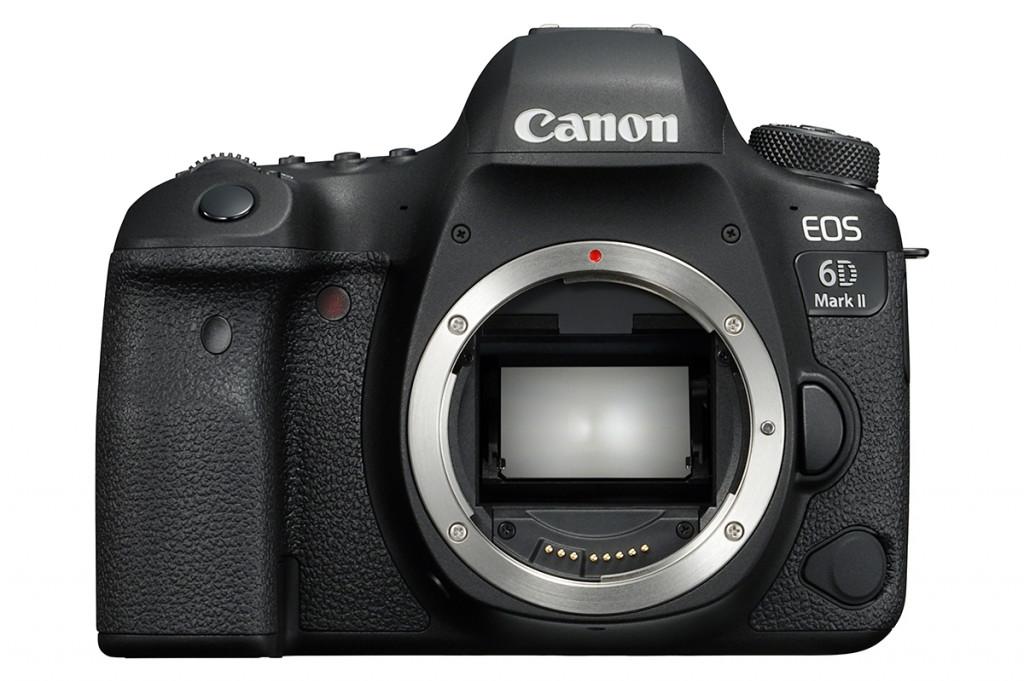Canon EOS 6D Mark II body (1897C003AA)