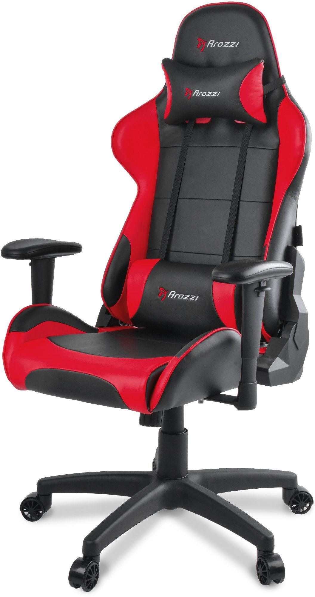 AROZZI Arozzi Verona Gaming Chair V2 VERONA-V2-RD black/red