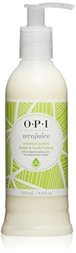OPI hand & Body Lotion AVO soku piwonia i Mohn 250 ML 0619828106124