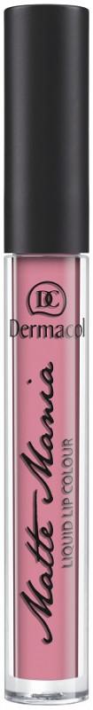Dermacol Matte Mania Lipstick - Matowa pomadka w płynie - 24 DERMMWPL-WPL-08