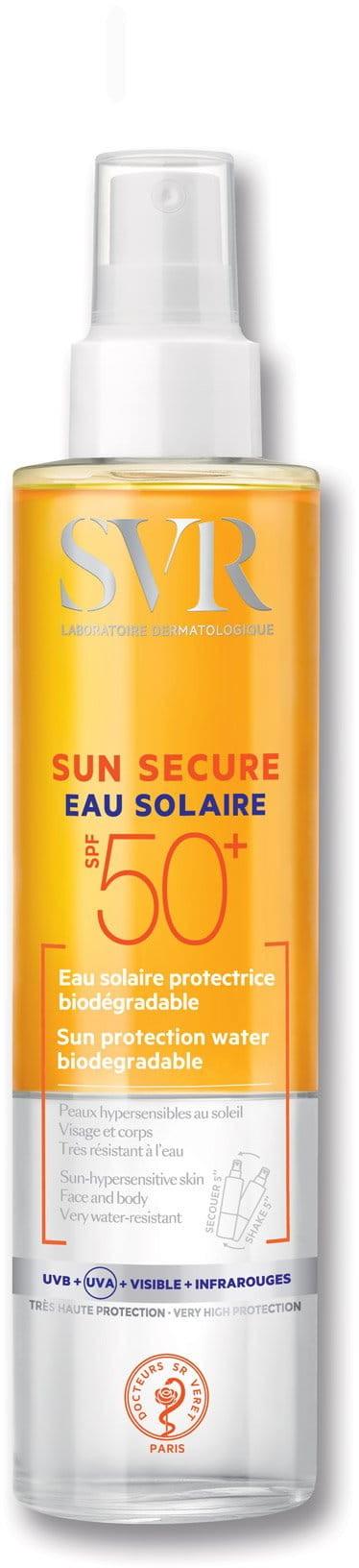 SVR SUN SECURE przeciwsłoneczny olejek w sprayu SPF 50+ (200ml) 6231_20200508111122