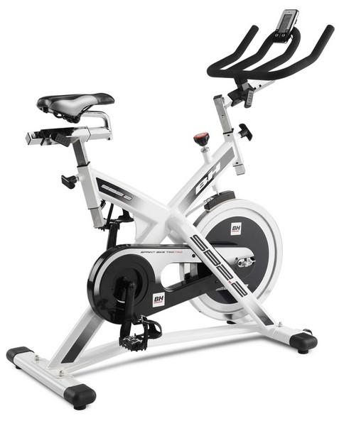 Rower stacjonarny do domu dla seniora BH Fitness