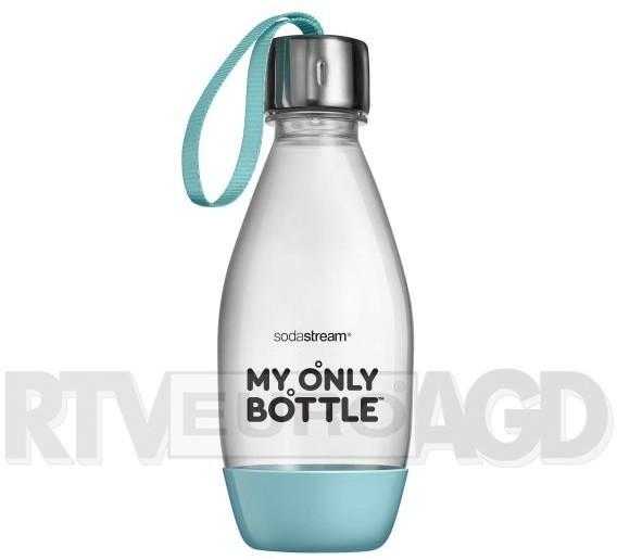 Soda Stream My Only Bottle 500ml niebieski ICE BLUE