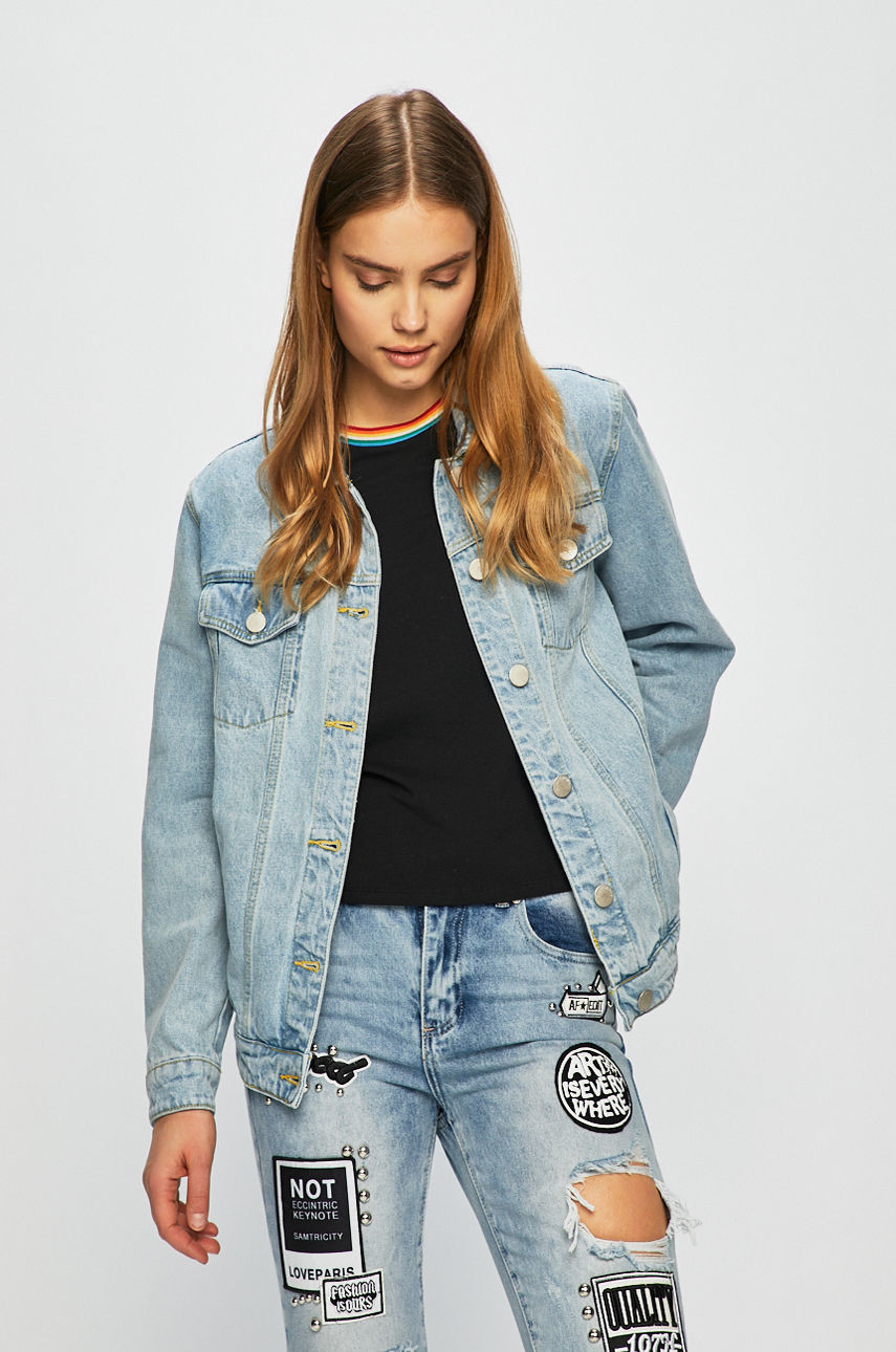 Glamorous Kurtka jeansowa EA0084