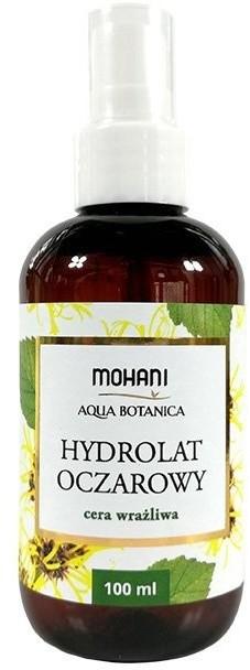 MOHANI MOHANI Aqua Botanica hydrolat oczarowy do cery wrażliwej 100ml