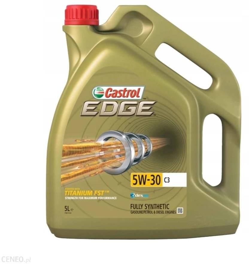 Castrol Edge Titanium FST C3 5W30 4L