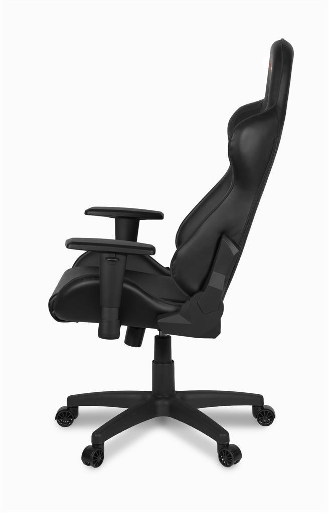 Arozzi Arozzi Mezzo V2 Gaming Chair - Black MEZZO-V2-BLACK