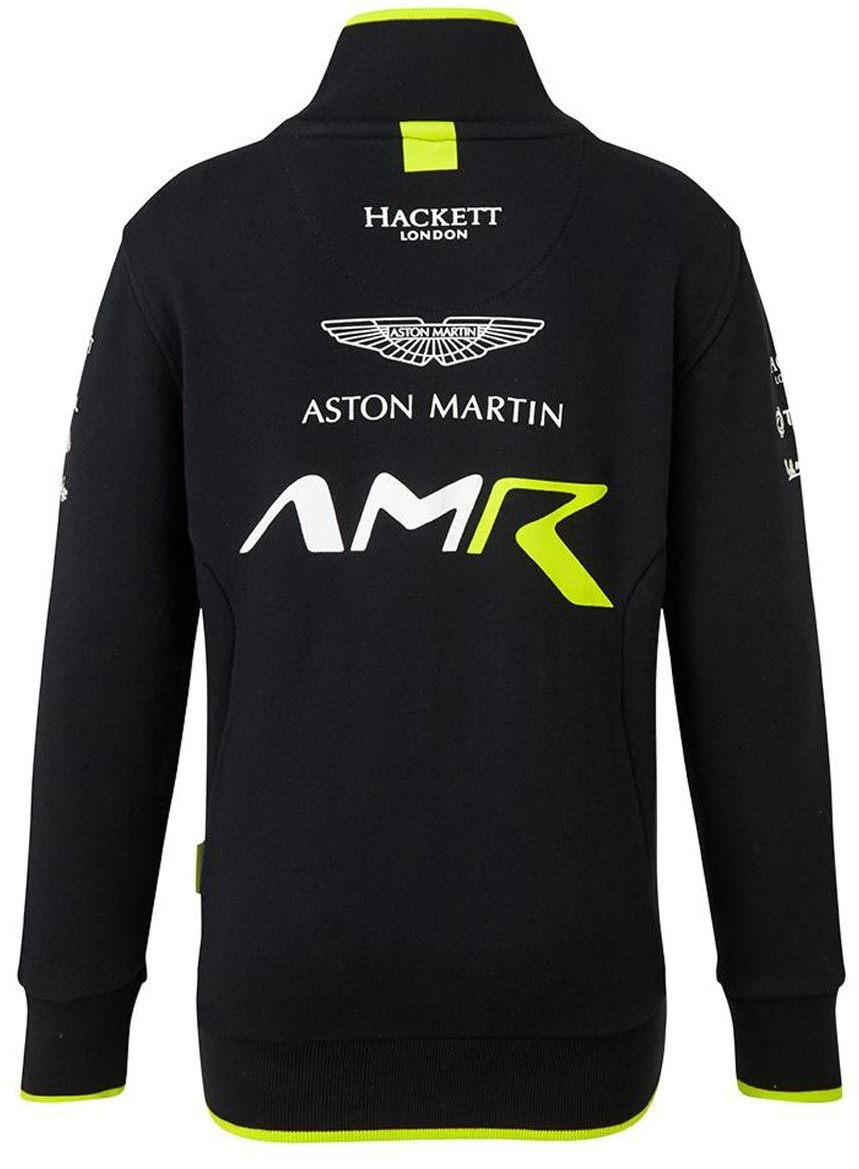 Aston Martin Racing Bluza dla dzieci Team granatowa Aston Martin Racing 2019 A14CSS1S