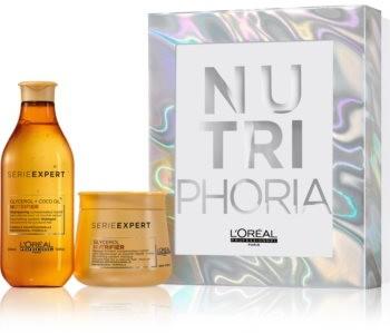 Loreal Professionnel Professionnel Serie Expert Nutrifier zestaw upominkowy I do włosów suchych