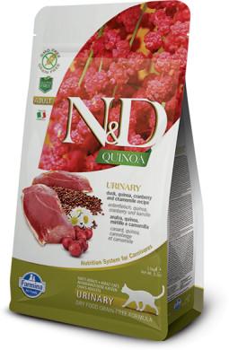 Farmina N&D Cat Quinoa Urinary Duck 1,5 kg