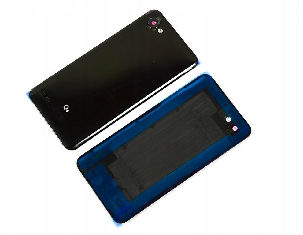 LG Klapka baterii Obudowa Q6 M700A M700N czarna