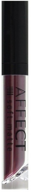 AFFECT Affect Liquid Lipstick Soft Matte Matowa pomadka w płynie Madness 32434-uniw