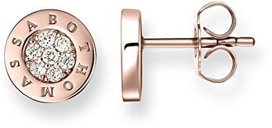 Thomas Sabo H1820-416-14 kolczyki damskie ze srebra, białe, srebro, srebro H1820-416-14