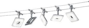 Trio System linkowy PONTIUS 5 x 4.1W LED 775810506 775810506