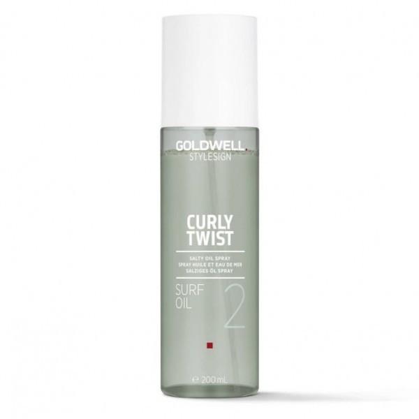 Goldwell Stylesign Curly Twist Surf Oil Spray 200ml Olejek z solą w sprayu