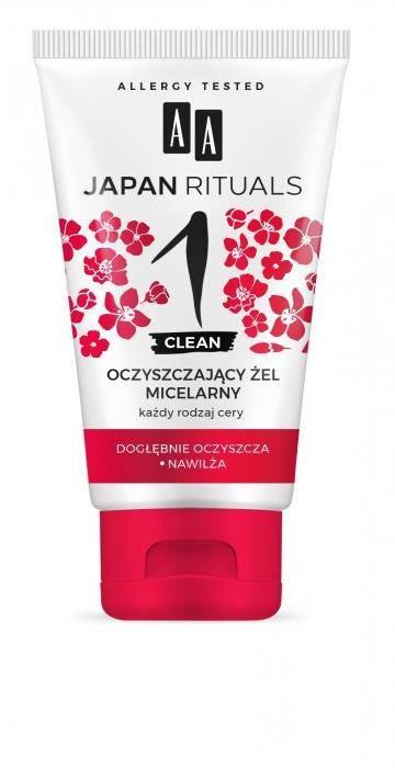 Oceanic Japan Rituals oczyszczający żel micelarny 150ml
