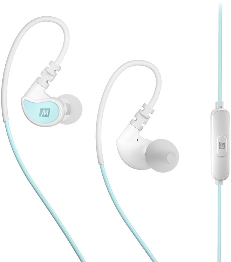 MEE Audio X1 niebieskie