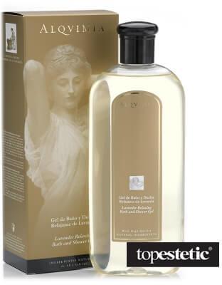 Alqvimia Alqvimia Lavender Relaxing Shower Gel Żel pod prysznic, lawendowy 400 ml