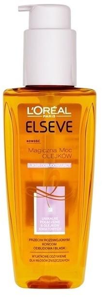 Loreal Elseve Magiczna Moc Olejków Eliksir odbudowujący do włosów 100ml 40655-uniw
