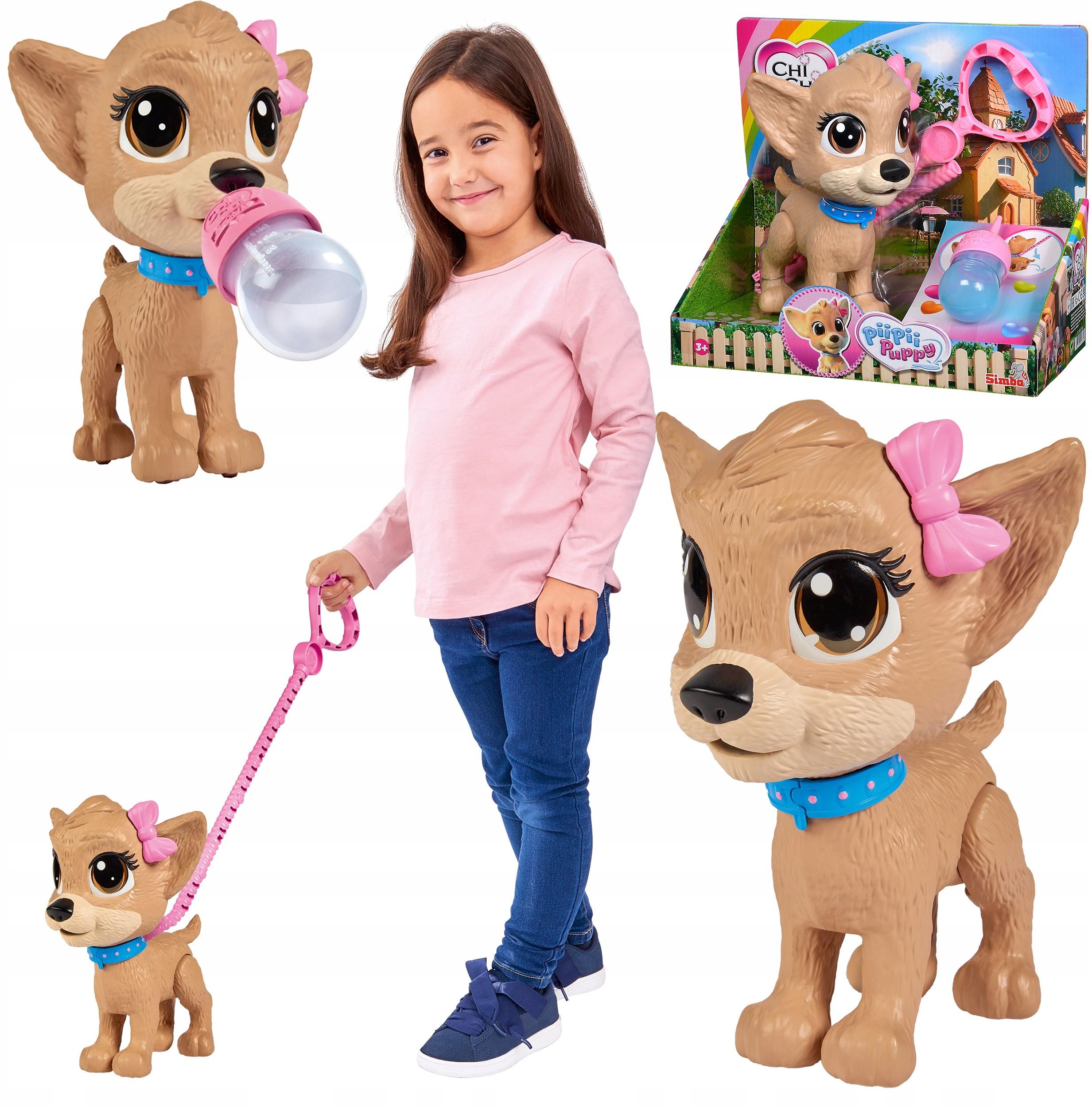 Piesek Interaktywny Chi Chi Pii Pii Puppy Siusia
