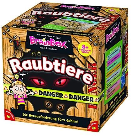 Unbekannt Znane BrainBox 94953drapieżników zabawka