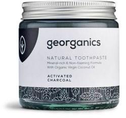 Georganics Georganics Mineralna pasta do zębów w słoiku Activated Charcoal 120ml GEO00111