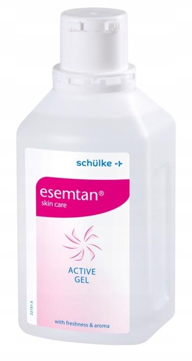 esemtan active żel do masażu leczniczego 500 ml