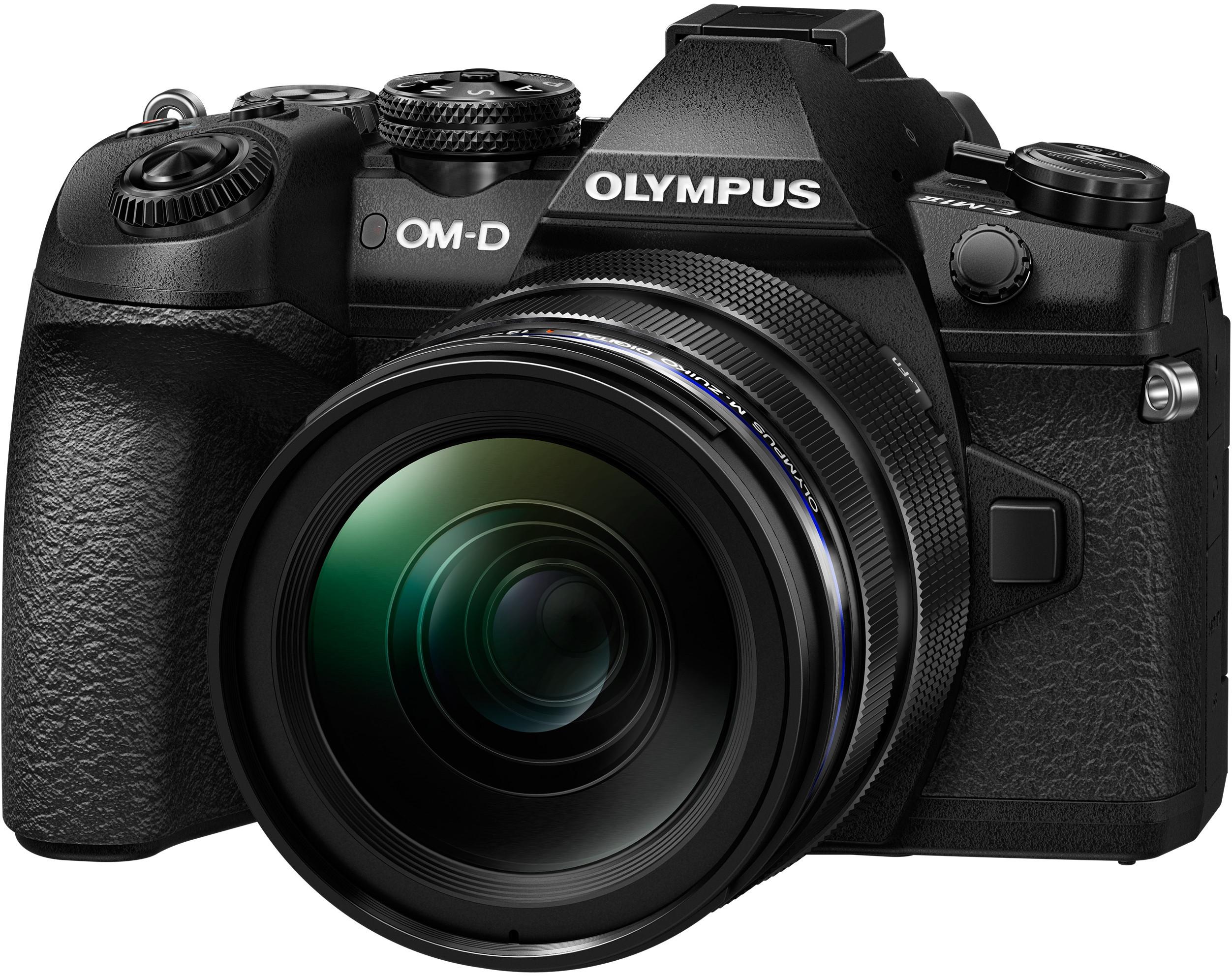 Opinie o Olympus OM-D E-M1 mark II + 12-40 + 40-150 PRO czarny