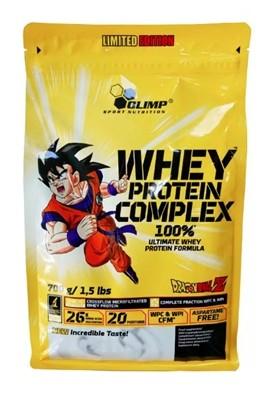 Olimp Whey Protein Complex 100% Edition Dragon Ball 700g