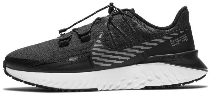 Nike Damskie buty do biegania Legend React 3 Shield - Czerń CU3866-001