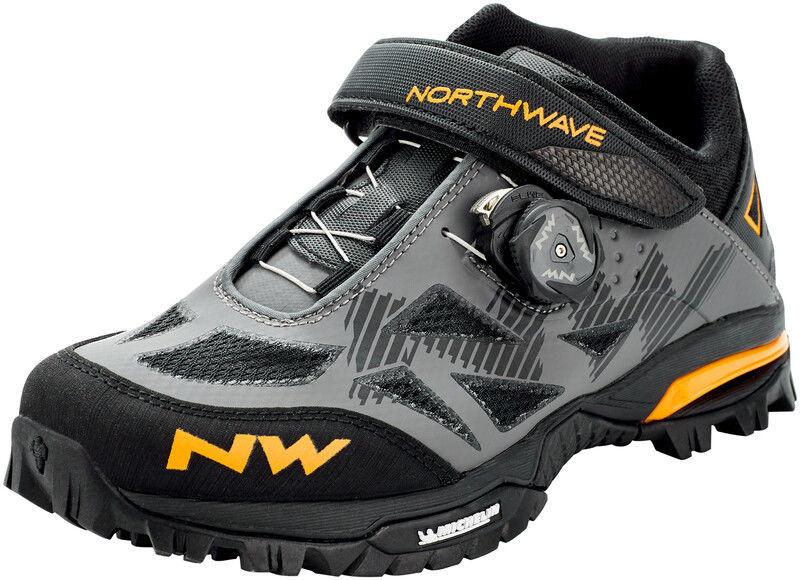 Northwave Enduro Buty Mężczyźni, anthracite EU 44 2020 Buty MTB zatrzaskowe 80164041-89-44