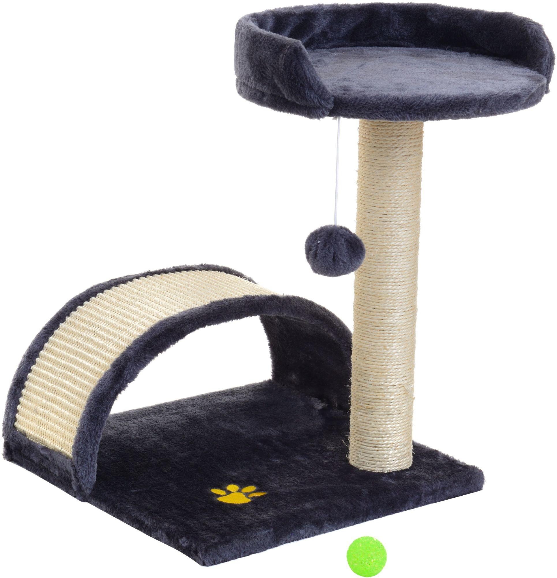 Drapak Dla Kota Domek Legowisko Słupek 90CM +piłka