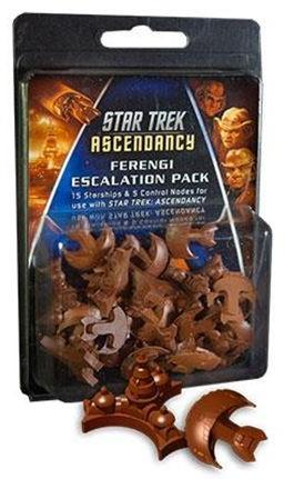Gale Force Nine Star Trek: Ascendancy - Ferengi Ship Pack