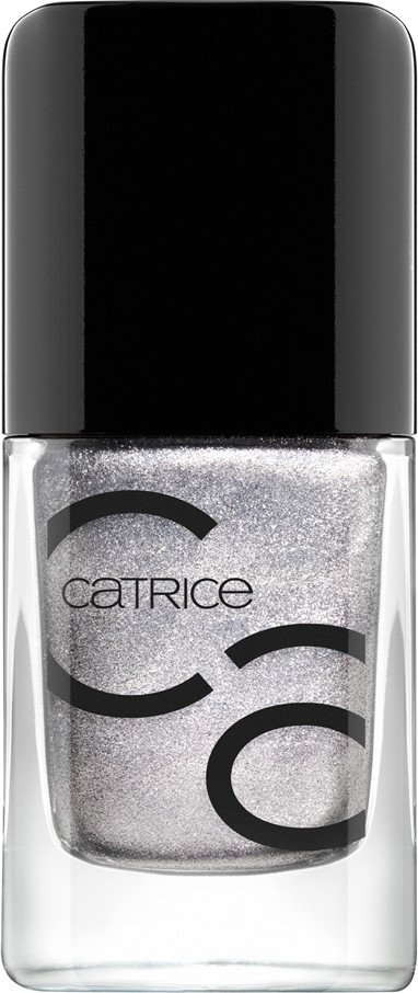 Catrice ICOnails Gel żelowy lakier do paznokci 81 Metal Speaks Louder Than Words 10.5ml