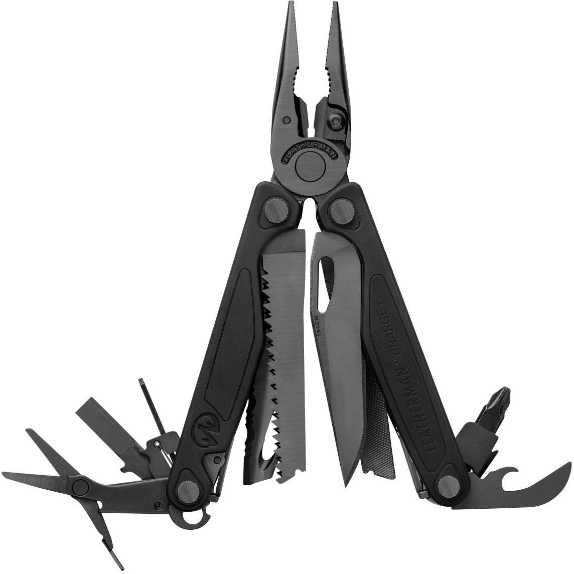 Leatherman Multitool Charge Plus Black 832601) 832601