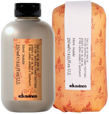 Davines More In Oil Non Oil Olejek do układania włosów 250ml 41375-uniw
