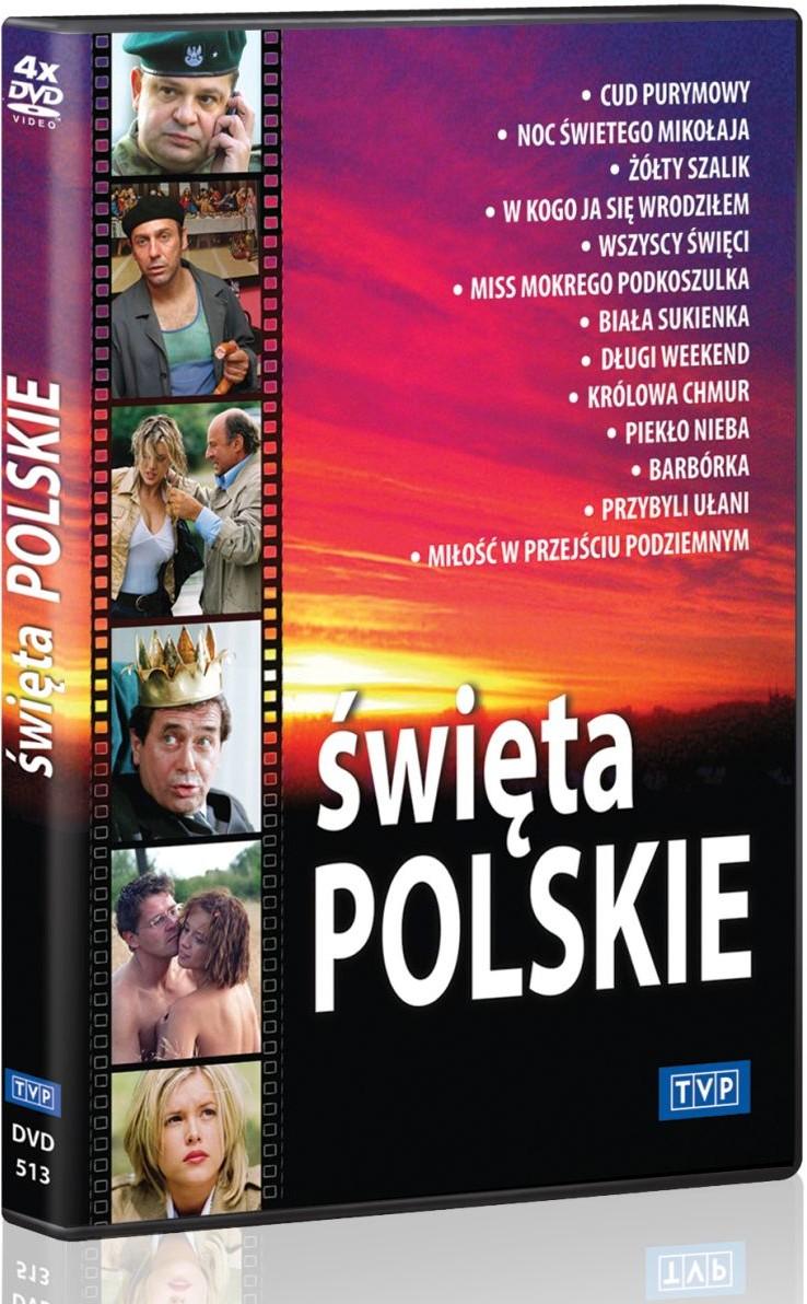 Telewizja Polska Święta Polskie DVD