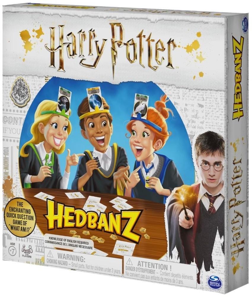 Spin Master Hedbanz: Harry Potter