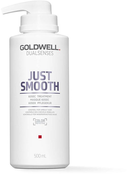 Goldwell DUALSENSES JUST SMOOTH 60-sekundowa kuracja wygładzająca do włosów suchych i puszących się 500ml 0000050147