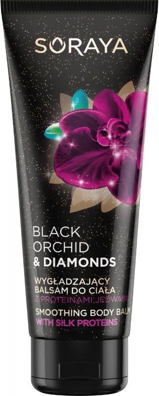 Soraya Black Orchid & Diamonds Balsam do ciała wygładzający 200ml