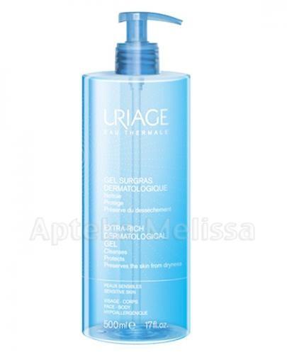 Uriage Dermatologiczny żel do mycia 500 ml 7070143